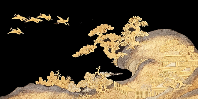 Очарование Японии. Памятники японской художественной культуры XVII–XX веков.