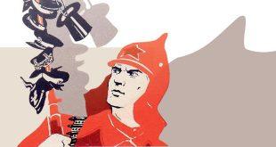 В боях рожденная. К 100-летию создания Рабоче-Крестьянской Красной Армии.