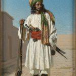 "Василий Верещагин ""Афганец. Этюд"" 1867-1868"