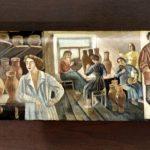 Керамика, роспись по дереву, текстильный дизайн. К 70-летию со дня рождения художницы.