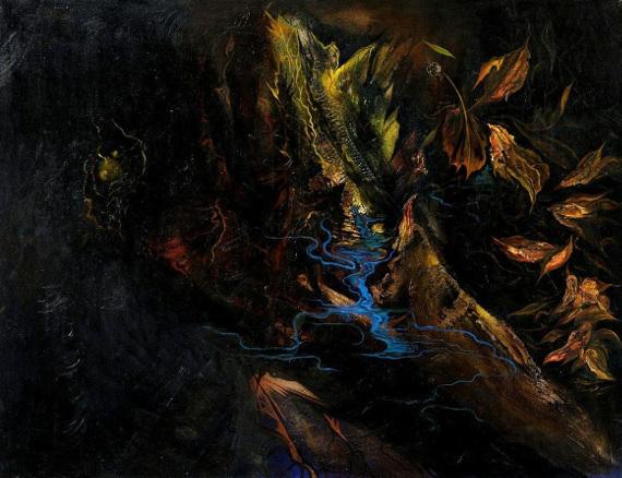 Кирилл Жилкин «Из проекта «Тёмная серия» 2009, 2018