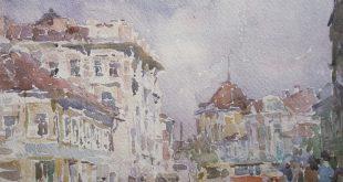 Сергей Андрияка. Юбилейная выставка.