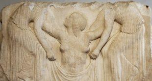 Лекция Анны Пожидаевой «Афродита и Эрот. Сотворение человека и Потоп. Прометей. Олимпийцы».