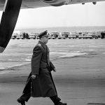 """Леонид Лазарев """"Юрий Гагарин. Внуково, 14 апреля, 1961 год"""""""