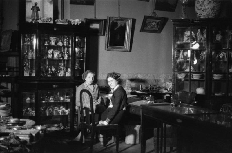 """А. Гринберг """"Гостиница Метрополь. В холле"""" 1933"""