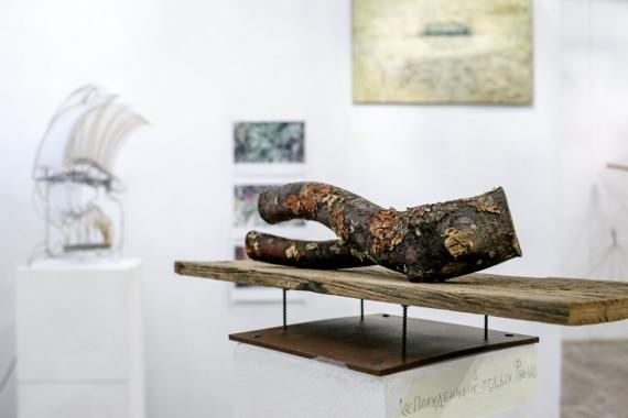 Групповая выставка современных художников «ЛЕНЬ»