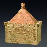 Оссуарий. Узбекистан. Дурмен-тепе, VII – нач. VIII вв. н.э.