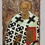 Святитель Мефодий Исповедник, патриарх Константинопольский (?). Середина ХІІІ - ХІV века