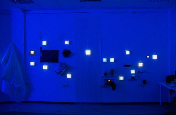 HSE Art Gallery. Люба Донкова. 2018