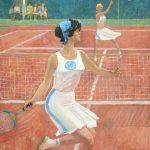 """Самохвалов А.Н. """"Теннис"""" 1968–1971"""
