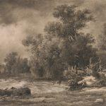 """Шишкин И.И. """"Дубки под Сестрорецком"""" 1857"""