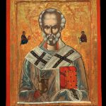Святитель Николай Мирликийский. 1563 год