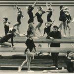 "Лев Бородулин ""Гимнастки"" 1968"