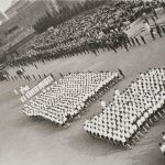 "Александр Родченко ""Физкультурный парад. Красная площадь"" 1932"