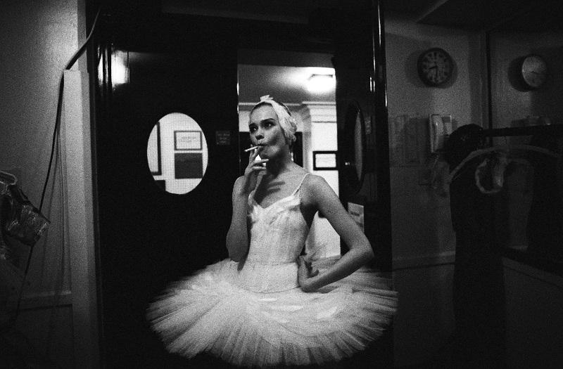 """Саша Гусов """"Лебединое озеро. За кулисами"""" Лондон, 1993"""