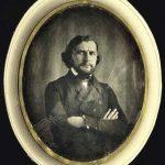 Портрет И.С. Тургенева. Дагеротипист О. Биссон. Париж, 1847-1850