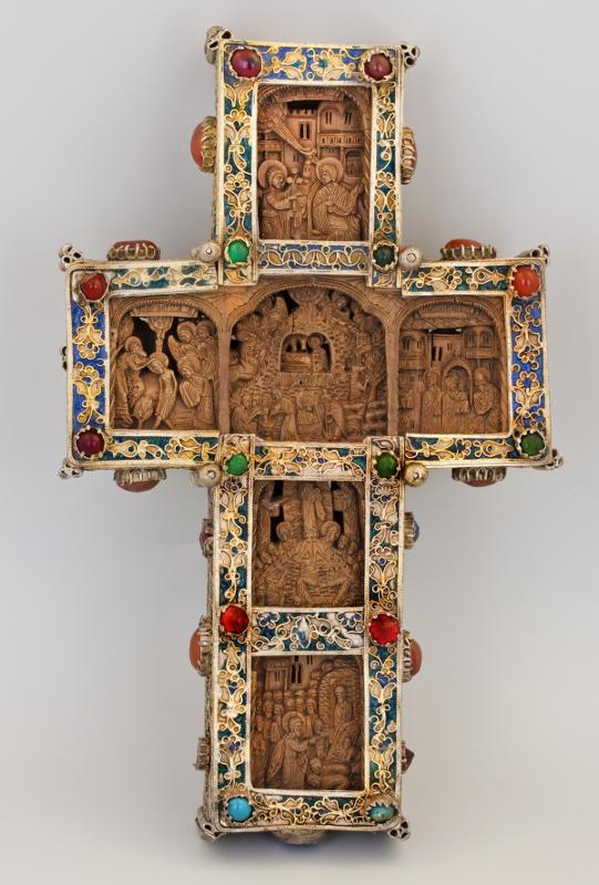 Крест. ХVII век