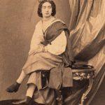 Портрет П. Виардо. Фотограф К. И. Бергамаско. 1860-е