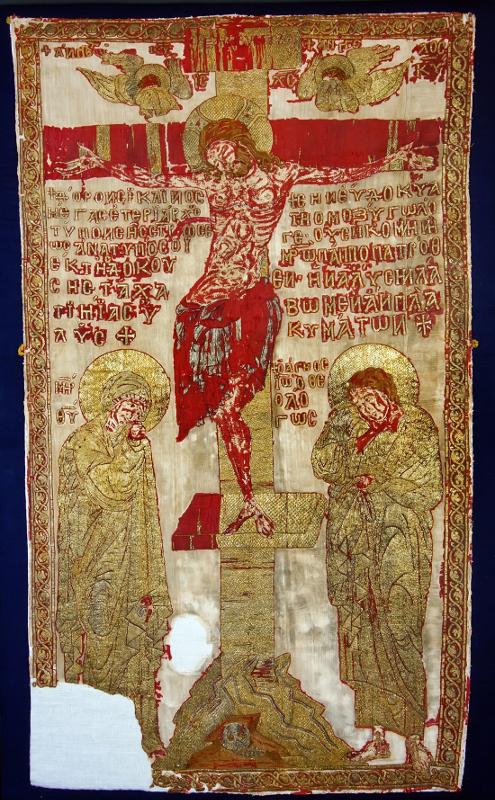Пелена (подеа). Конец XIII века