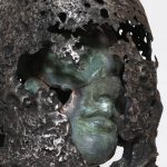 Персональная выставка. Скульптура из бронзы.
