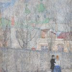"Натан Альтман ""Весна"" 1908"