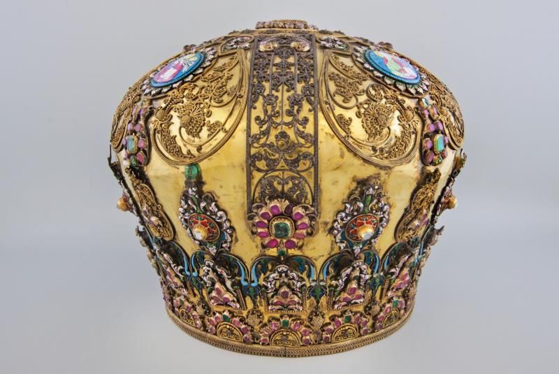 Митра. Венеция, начало XVIIІ века