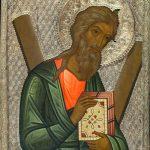 Апостол Андрей Первозванный. Около 1913