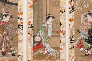 Японский коллекционер Сюдо Садаму.