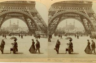 Всемирная выставка в Париже 1900 года в стереопарах и фотографиях.