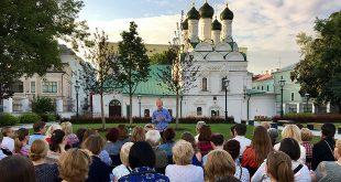 Второй сезон проекта «Уличный лекторий. Местная история» Музея Москвы.