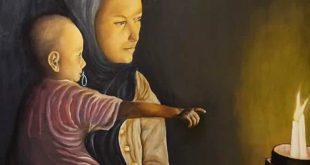 Арие Перель. Три религии. Портреты жителей Иерусалима.