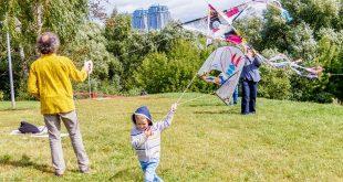 Фестиваль авторских воздушных змеев «ЛеТатлин №4».