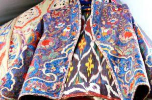 И шелк привидится в дыхании песков… Хранители вышивки Узбекистана.