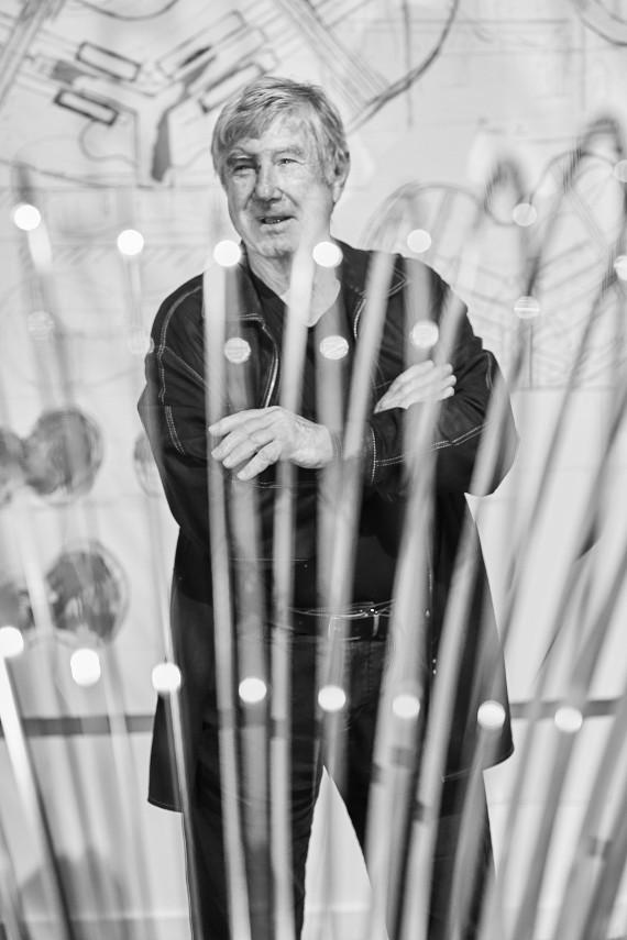 Вадим Космачев. Фотография: © Сергей Поляков.