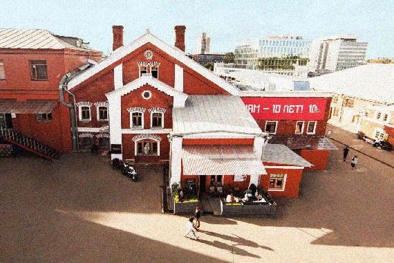 Премьера экскурсии «Тайны бывшего винохранилища. Экскурсия по центру современного искусства «Винзавод».