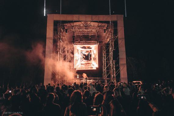 Фестиваль музыки и архитектуры SIGNAL 2018.
