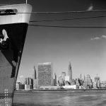"""Эзра Столлер """"Штаб-квартира ООН"""" 1954"""