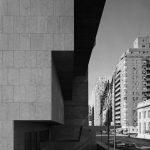 """Эзра Столлер """"Музей американского искусства Уитни (Метрополитен-музей Брёйер)"""" 1966"""