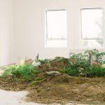 Кики Караяннис. Вид экспозиции. 2018