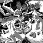 "Uno Moralez ""Русалки"" 2010 Пиксельная графика"
