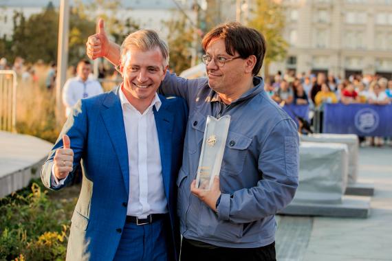 В Москве прошла ежегодная акция «Ночь кино».