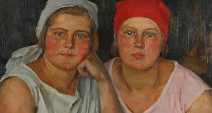Незабываемое время. Живопись 1920-1930-х.