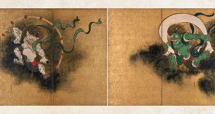 Шедевры живописи и гравюры эпохи Эдо.