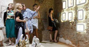 Кураторская экскурсия по выставке «Мастерская 20'18: Системы тайных знаков».