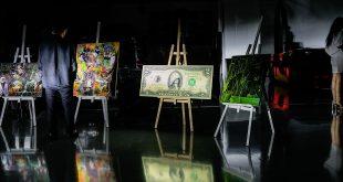 Искусство и блокчейн на Cshp Club в Lamborghini Москва Запад.