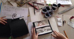 «Мастерская книги» в рамках проекта «Детский Манеж».