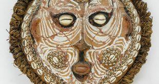 Из дальних стран и океанов. Ритуальные маски народов Океании и другие дары Л.И. Москалёва.