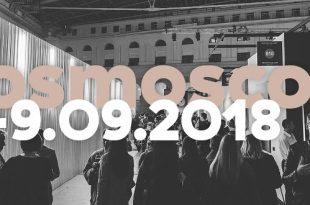 6-я Международная ярмарка современного искусства Cosmoscow 2018.