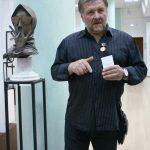 Скульптор Юрий Злотя