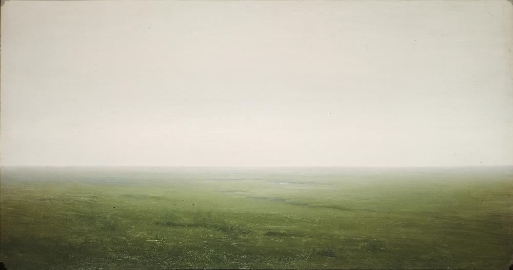 """Архип Куинджи """"Пейзаж. Степь"""" 1890-1895"""